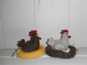 felted-chicken